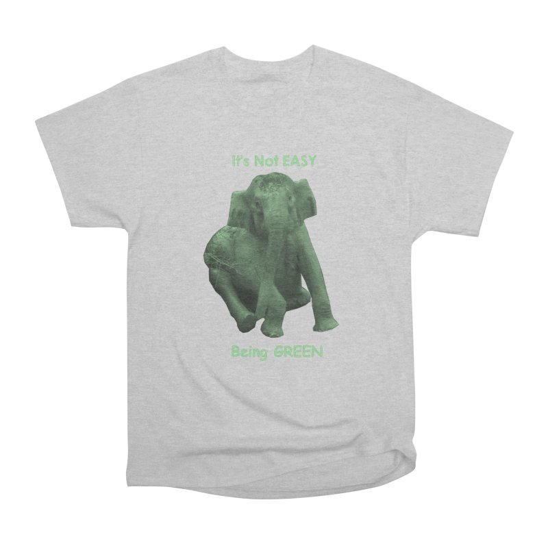 Being Green Men's T-Shirt by Trunks & Leaves' Artist Shop