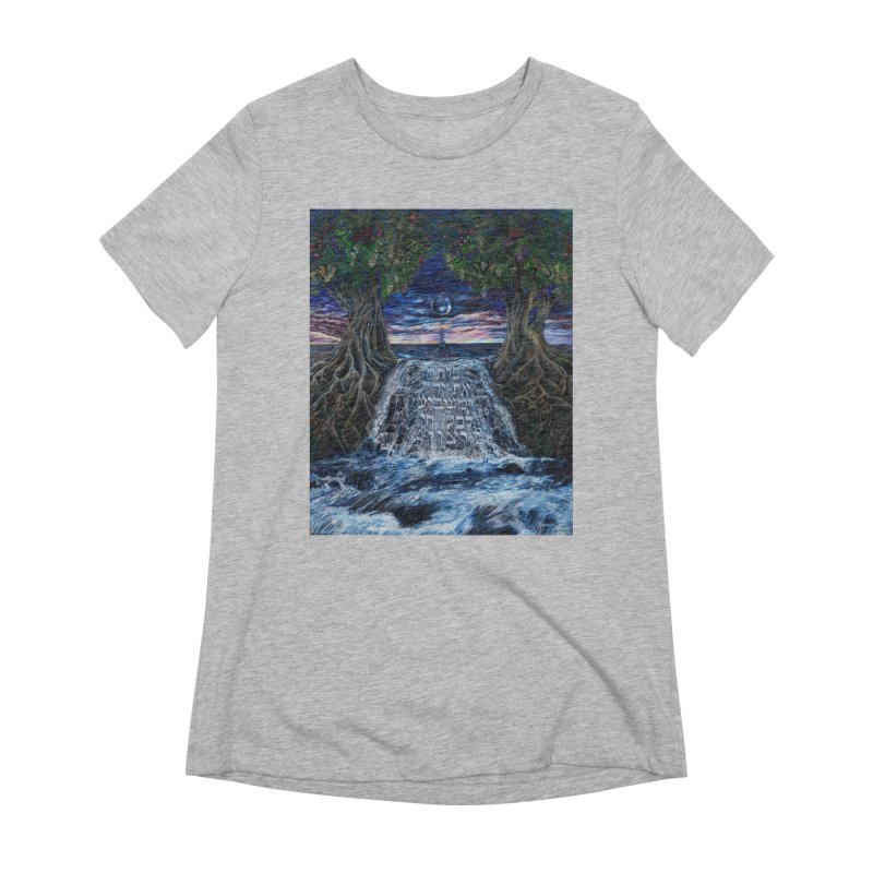 Hashem Gives Women's Extra Soft T-Shirt by Elevated Space
