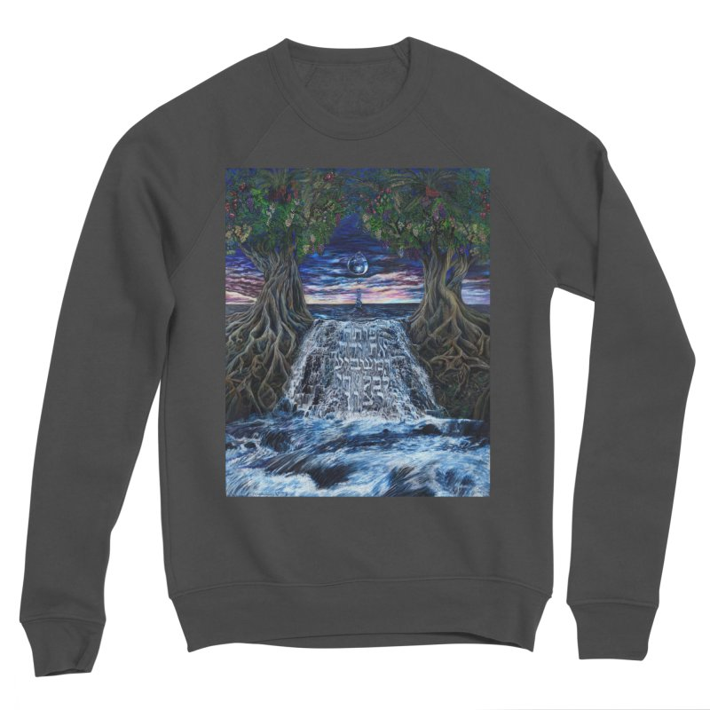 Hashem Gives Men's Sponge Fleece Sweatshirt by Elevated Space