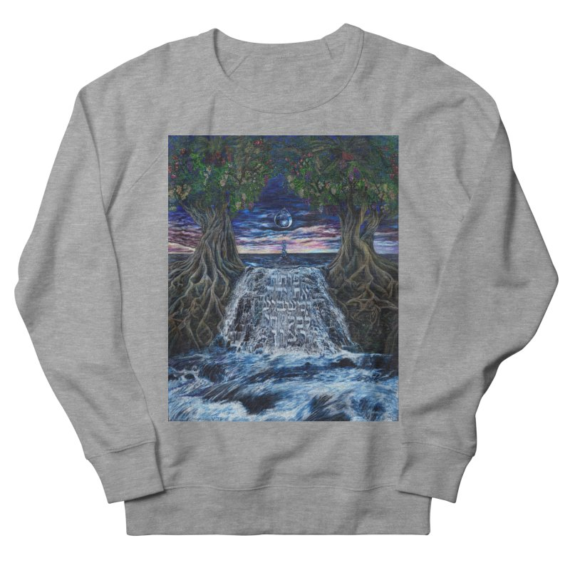 Hashem Gives Men's French Terry Sweatshirt by Elevated Space