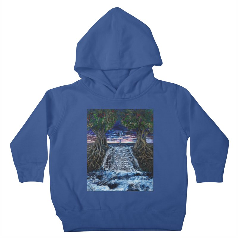 Hashem Gives Kids Toddler Pullover Hoody by Elevated Space