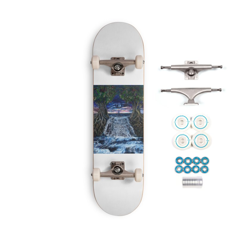 Hashem Gives Accessories Complete - Basic Skateboard by Elevated Space