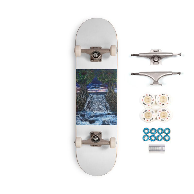 Hashem Gives Accessories Complete - Premium Skateboard by Elevated Space
