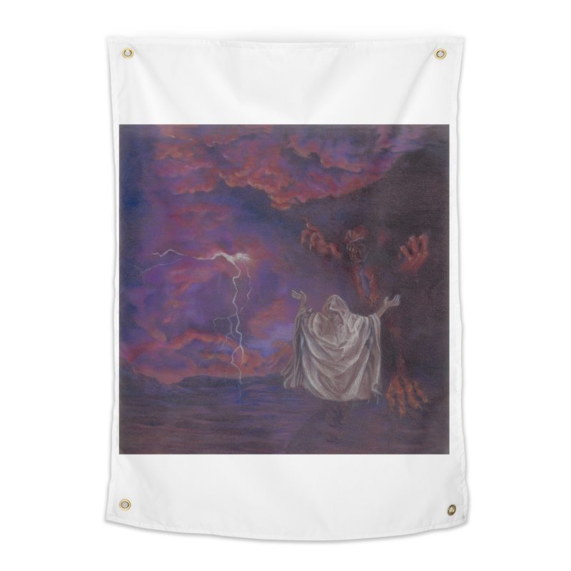 Facing the Demon in Tapestry by Elevated Space