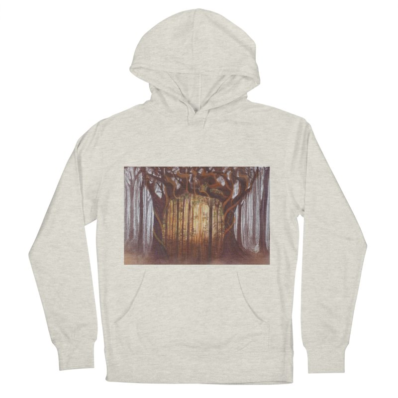 Winter And Spring Men's French Terry Pullover Hoody by Elevated Space