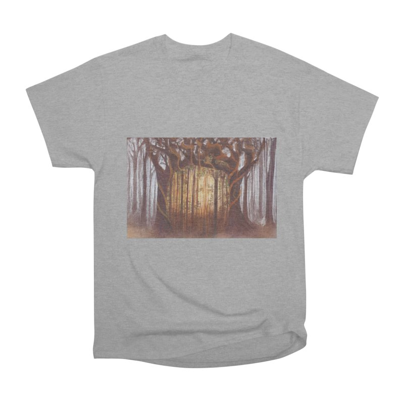 Winter And Spring Men's Heavyweight T-Shirt by Elevated Space