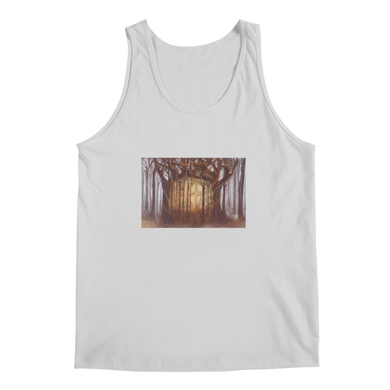 Winter And Spring Men's Regular Tank by Elevated Space