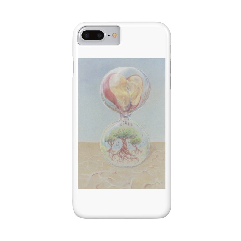 Apples Through Time in iPhone 8 Plus Phone Case Slim by Elevated Space