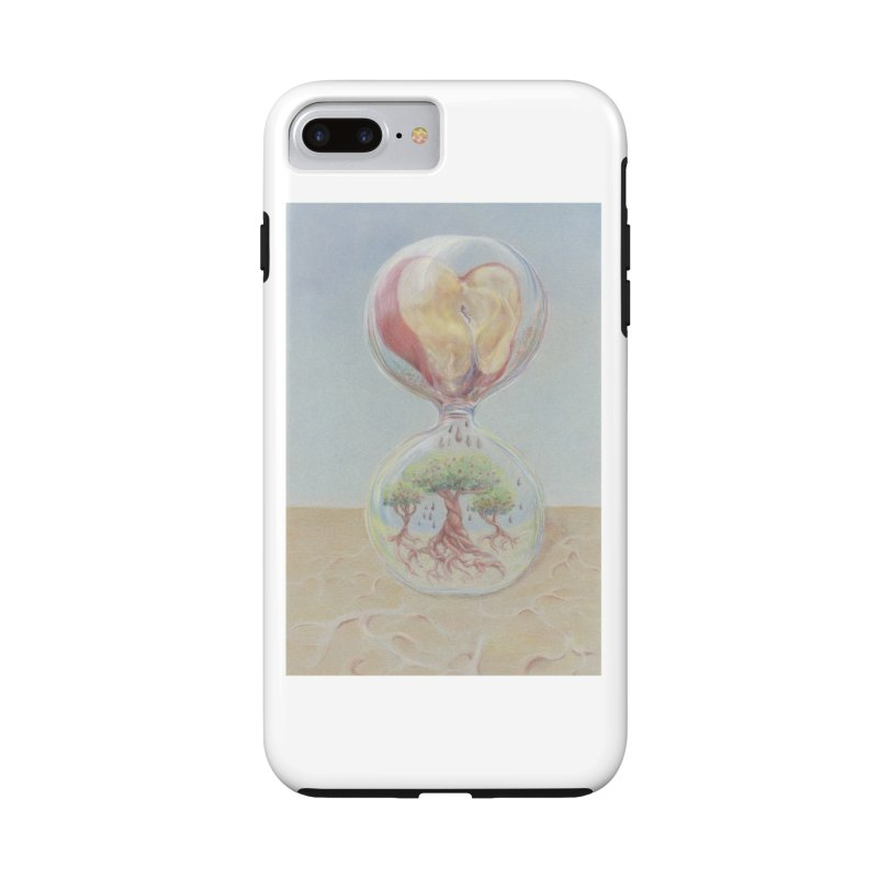 Apples Through Time in iPhone 8 Plus Phone Case Tough by Elevated Space
