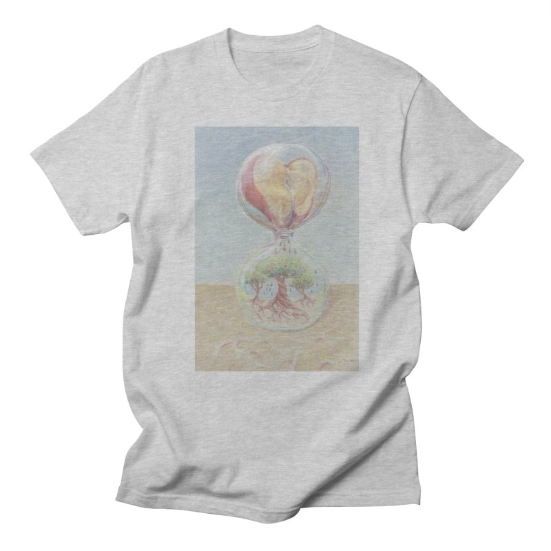 Apples Through Time Women's Regular Unisex T-Shirt by Elevated Space
