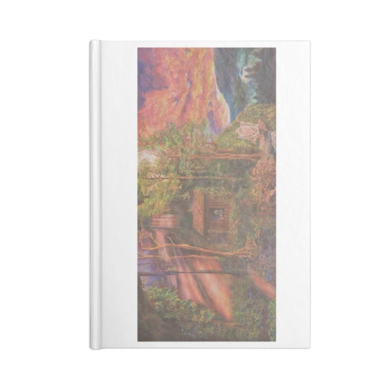 Shabbat in Blank Journal Notebook by Elevated Space