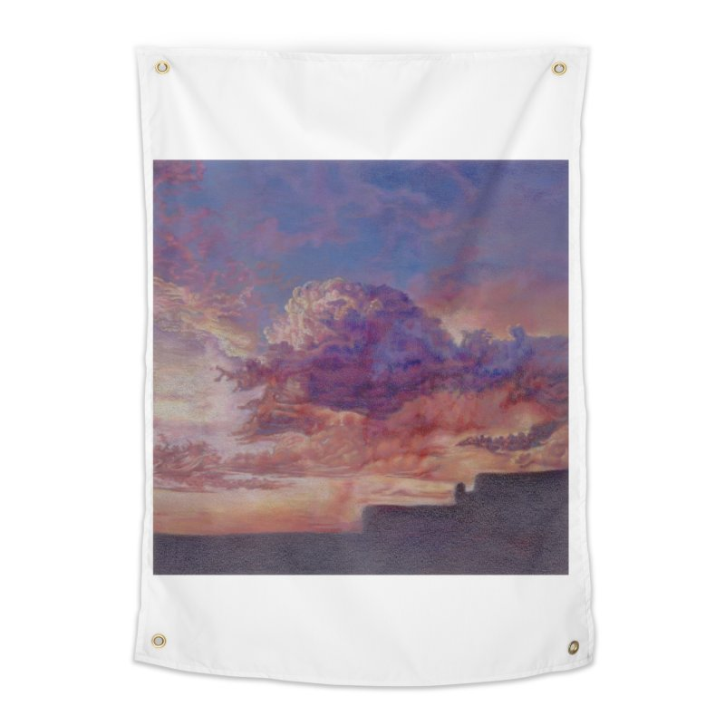 Clouds in Tapestry by Elevated Space