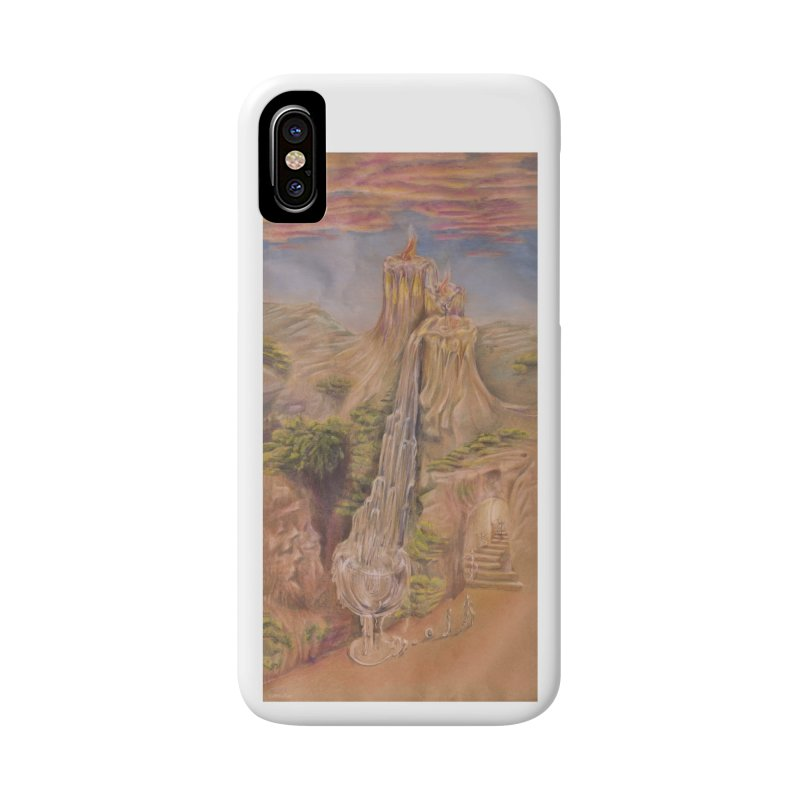 Souls All Mighty Accessories Phone Case by Elevated Space