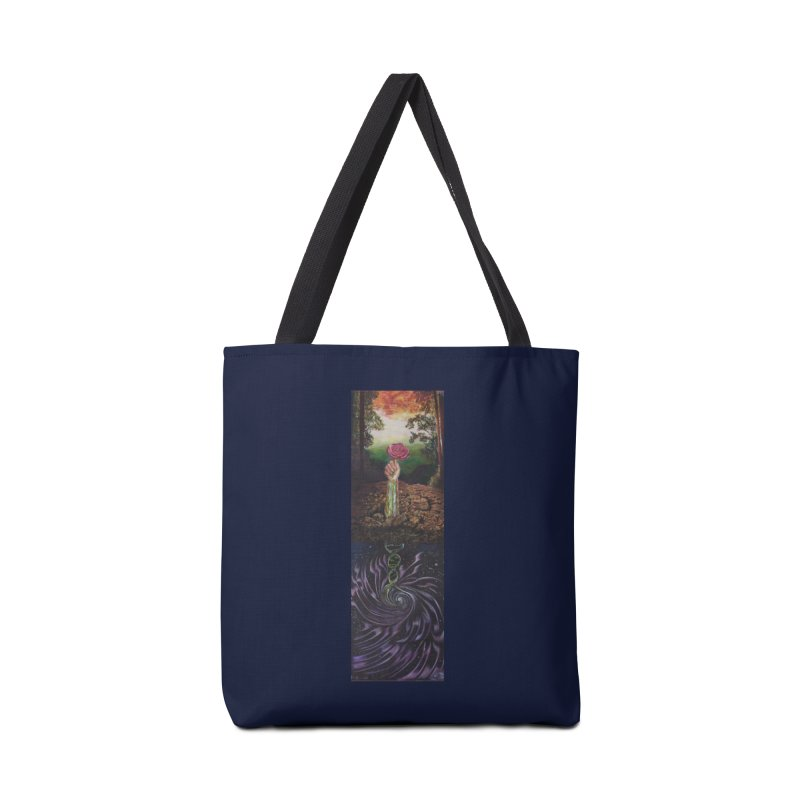 Alive Again Accessories Bag by Elevated Space