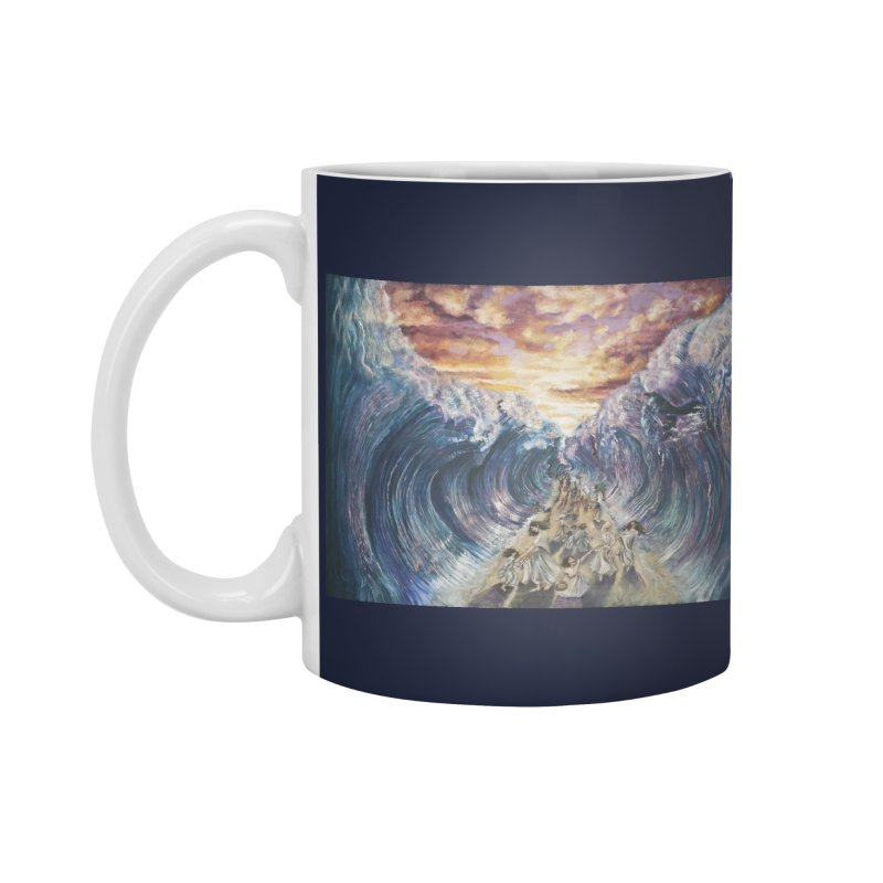 Miriam's Song Accessories Standard Mug by Elevated Space