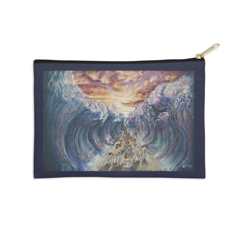 Miriam's Song Accessories Zip Pouch by Elevated Space