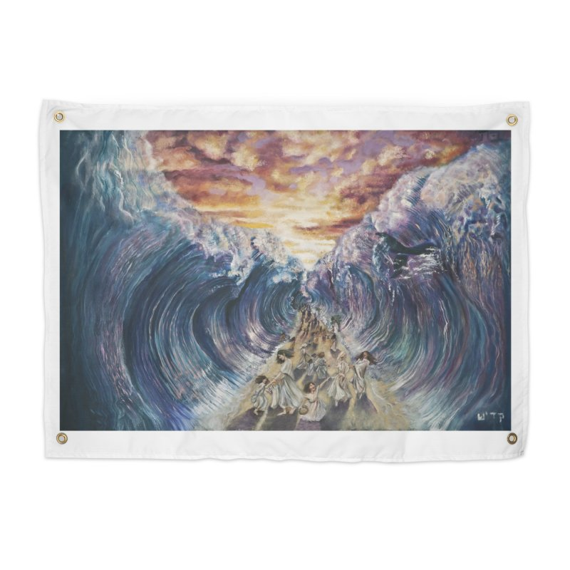 Miriam's Song Home Tapestry by Elevated Space