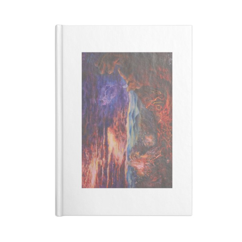Elijah the Prophet Accessories Notebook by Elevated Space