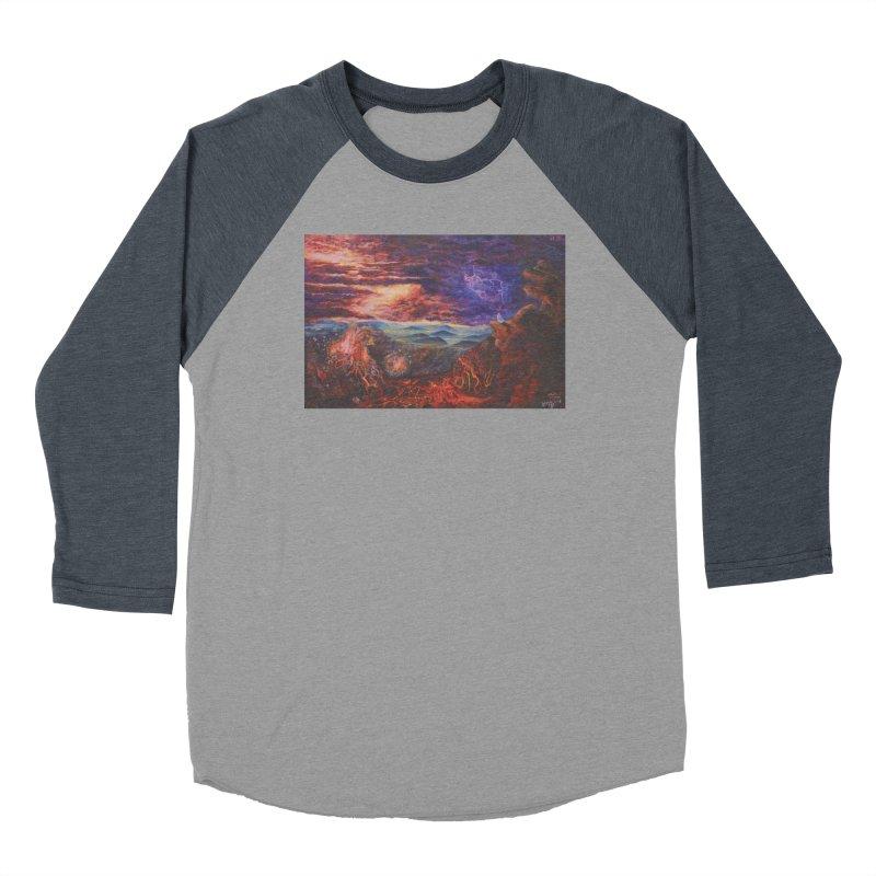Elijah the Prophet Women's Baseball Triblend Longsleeve T-Shirt by Elevated Space