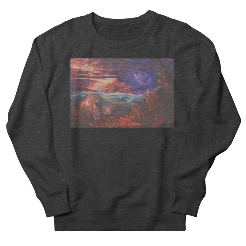 Elijah the Prophet Women's French Terry Sweatshirt by Elevated Space