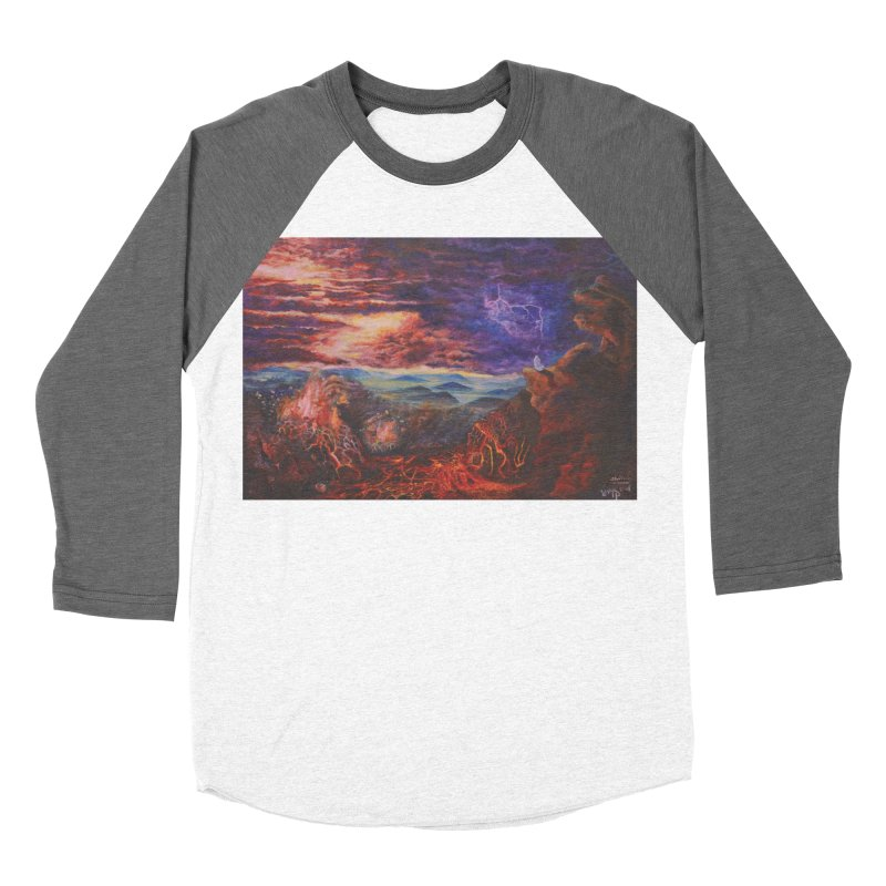 Elijah the Prophet Women's Baseball Triblend Longsleeve T-Shirt by Elevated Space