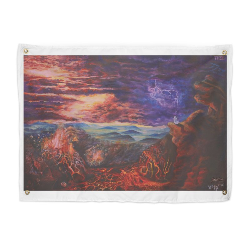 Elijah the Prophet Home Tapestry by Elevated Space