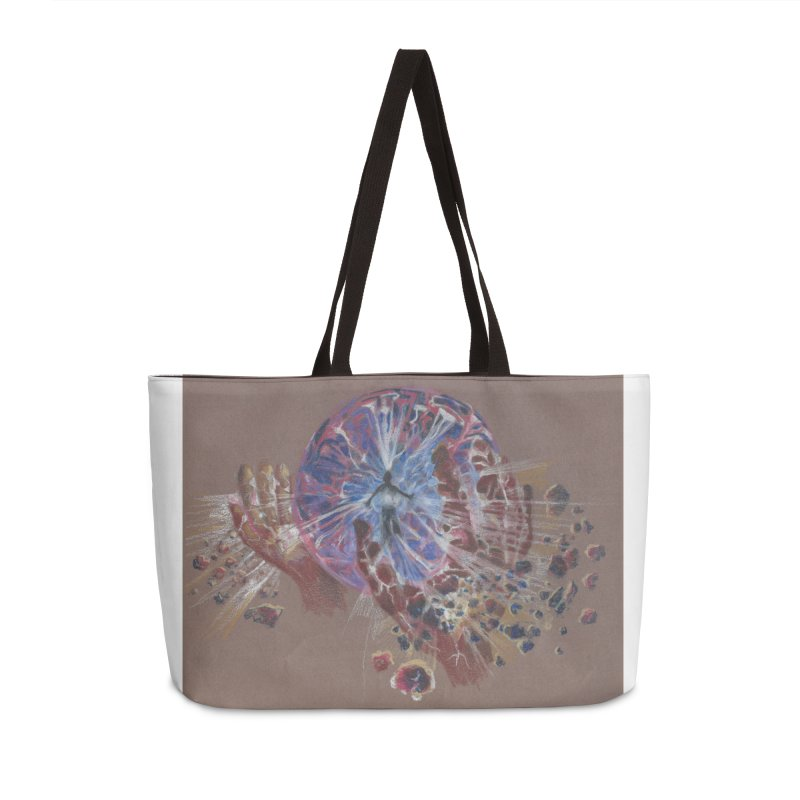 Mind over Matter Accessories Weekender Bag Bag by Elevated Space
