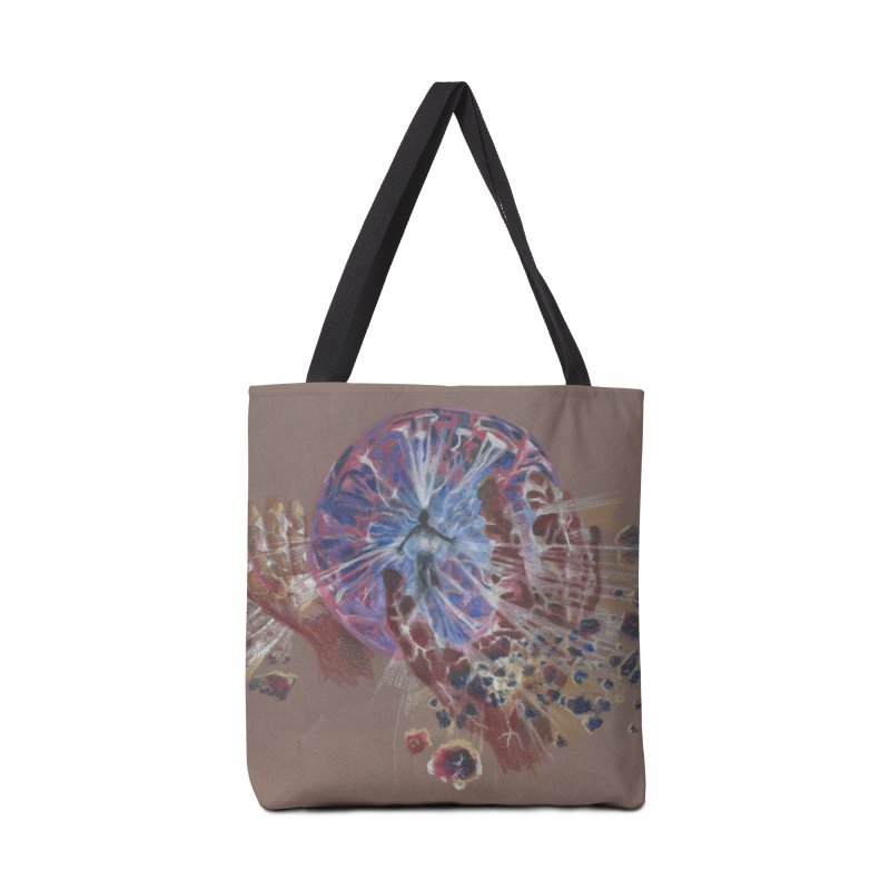 Mind over Matter Accessories Tote Bag Bag by Elevated Space