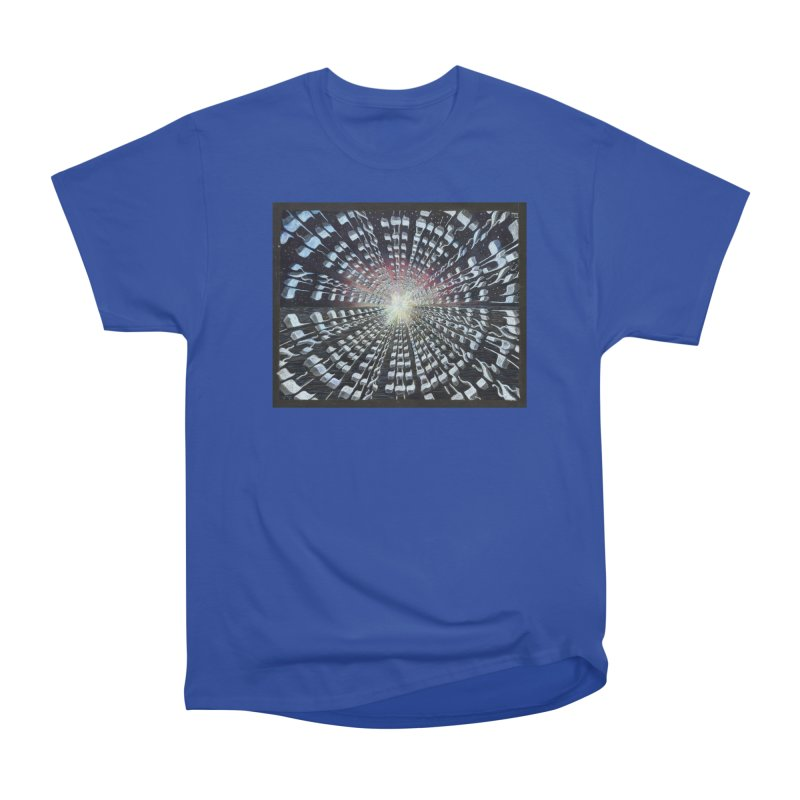 Creation Men's T-Shirt by Elevated Space