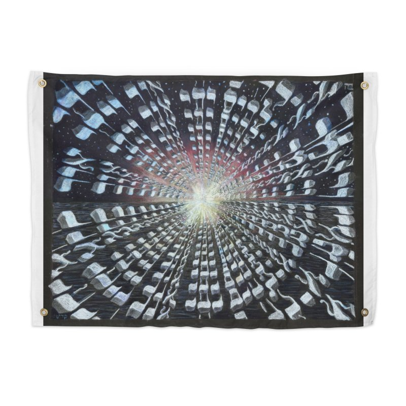 Creation Home Tapestry by Elevated Space
