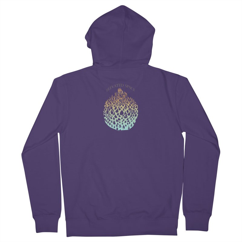 Fire to Water Women's French Terry Zip-Up Hoody by Elevated Space