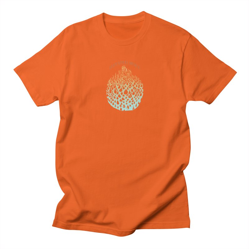 Fire to Water Men's Regular T-Shirt by Elevated Space