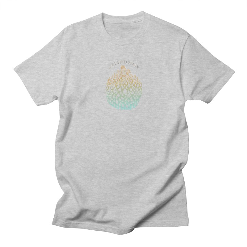 Fire to Water Women's Regular Unisex T-Shirt by Elevated Space
