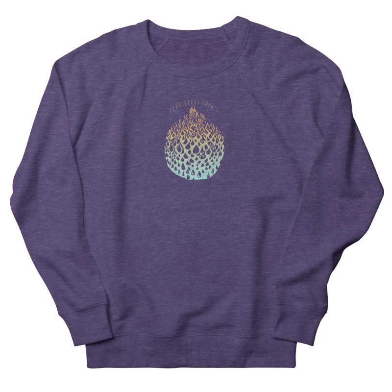 Fire to Water Women's French Terry Sweatshirt by Elevated Space