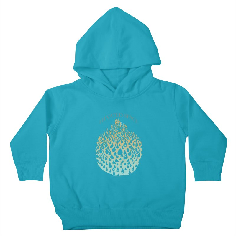 Fire to Water Kids Toddler Pullover Hoody by Elevated Space