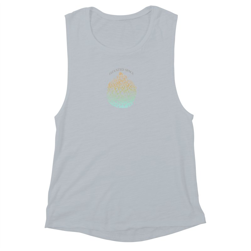 Fire to Water Women's Muscle Tank by Elevated Space