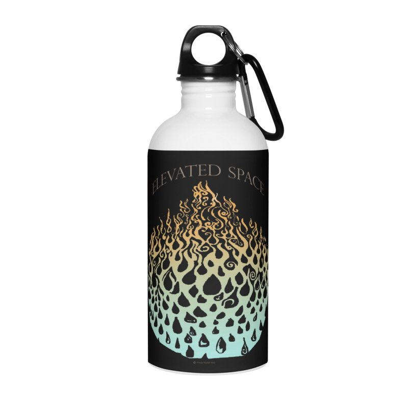Fire to Water Accessories Water Bottle by Elevated Space