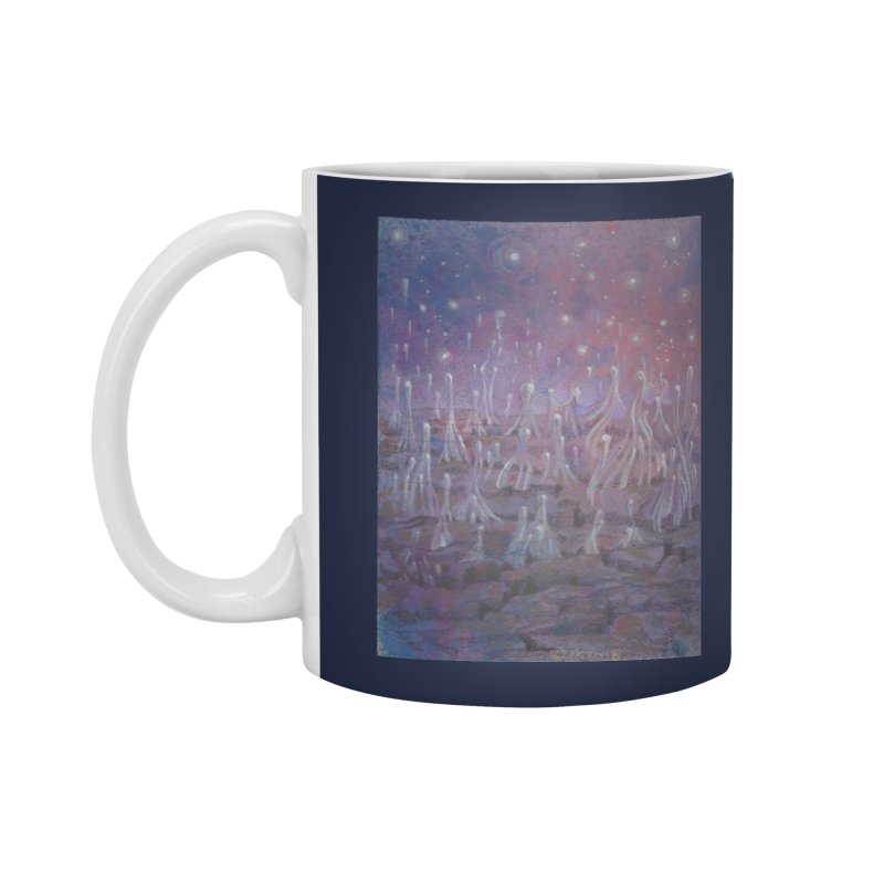 evaporate galaxy Accessories Standard Mug by Elevated Space