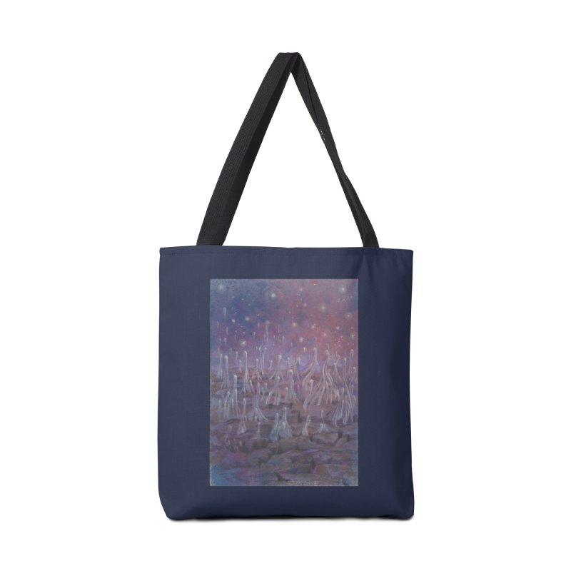 evaporate galaxy Accessories Tote Bag Bag by Elevated Space