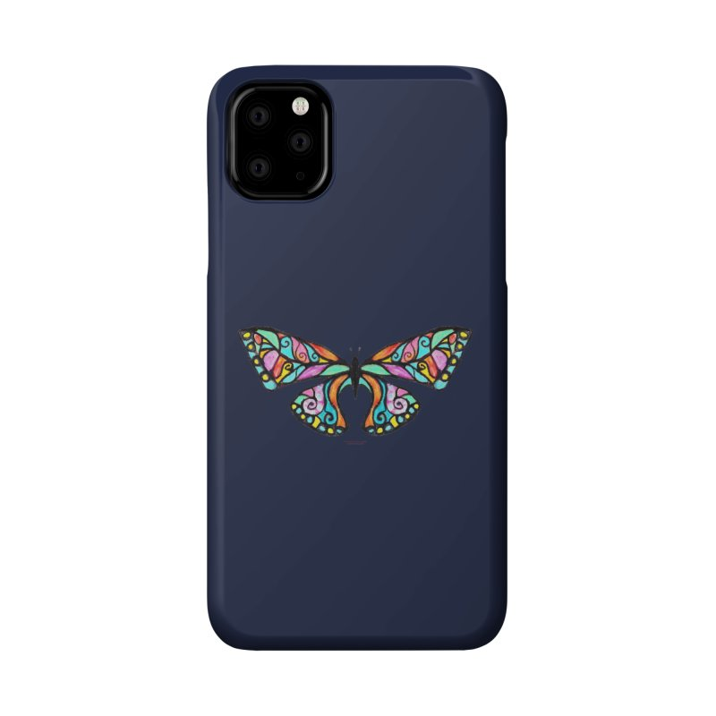 Butterfly Accessories Phone Case by Elevated Space
