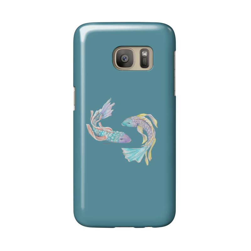 Koi Accessories Phone Case by Elevated Space