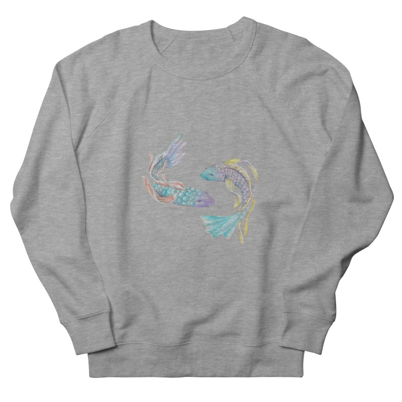 Koi Women's French Terry Sweatshirt by Elevated Space