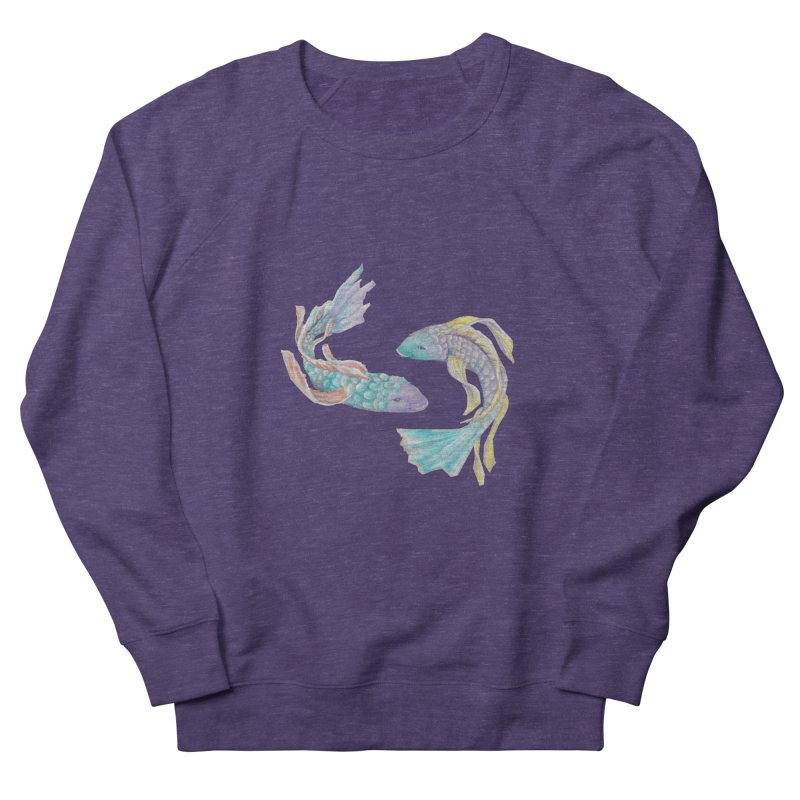 Koi Men's French Terry Sweatshirt by Elevated Space