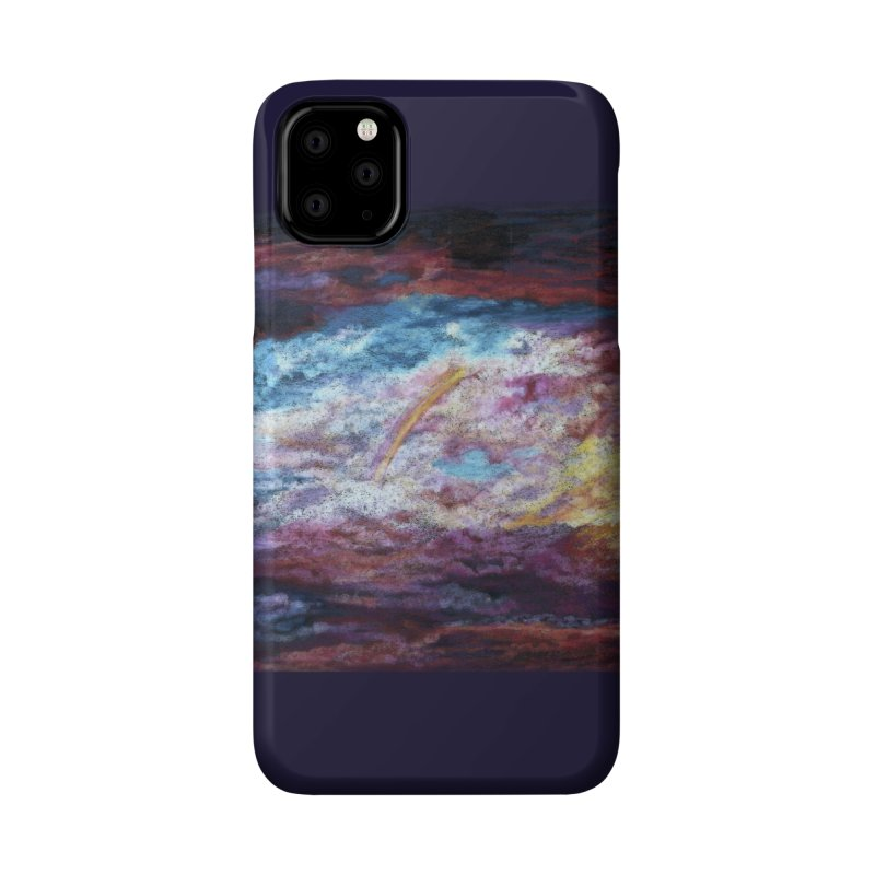 Clouds1 Accessories Phone Case by Elevated Space
