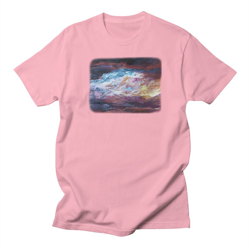 Clouds1 Men's Regular T-Shirt by Elevated Space