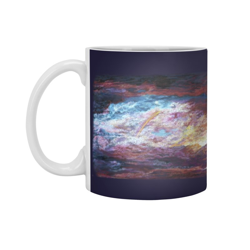 Clouds1 Accessories Standard Mug by Elevated Space