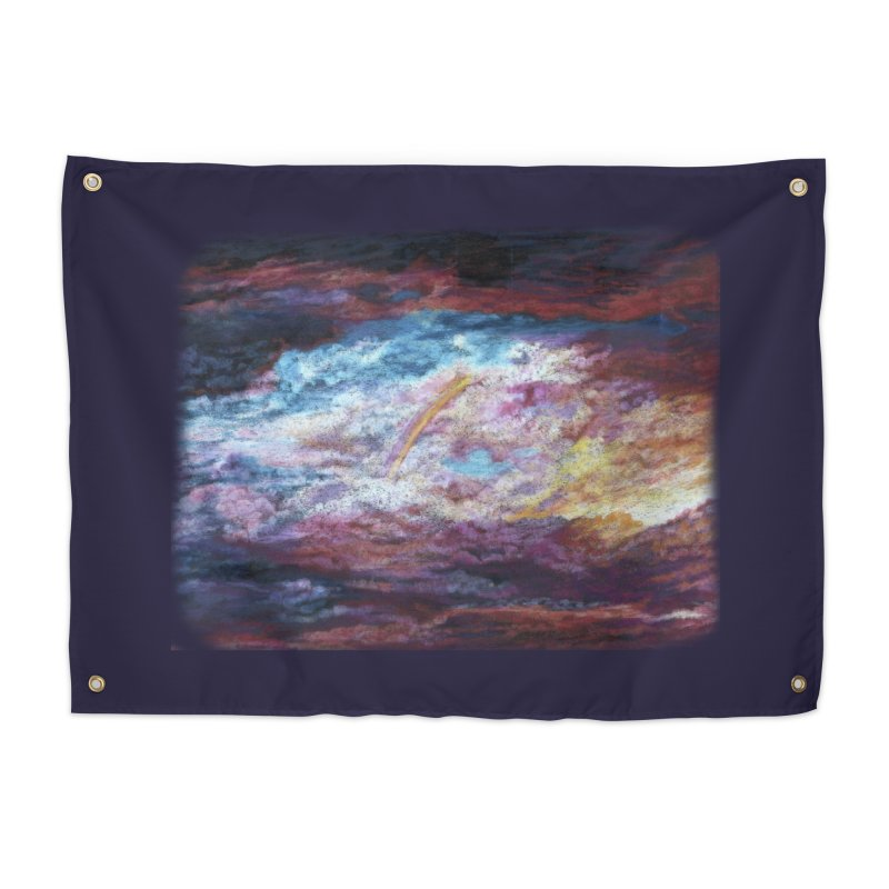 Clouds1 Home Tapestry by Elevated Space
