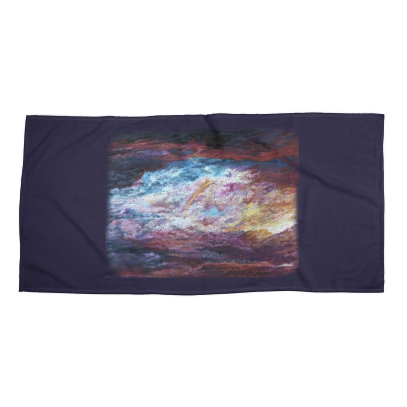 Clouds1 Accessories Beach Towel by Elevated Space