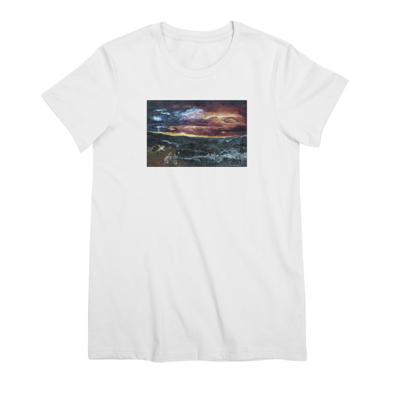 noahs ark Women's Premium T-Shirt by Elevated Space
