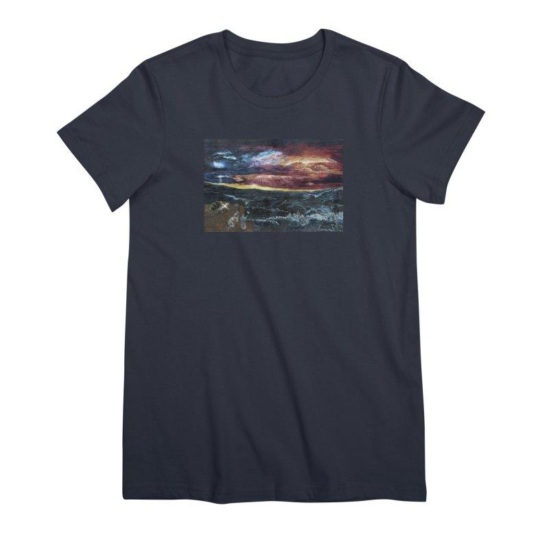 noahs ark Women's Premium T-Shirt by Elevated Space